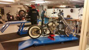 Mek-garage från 850 kr/mån